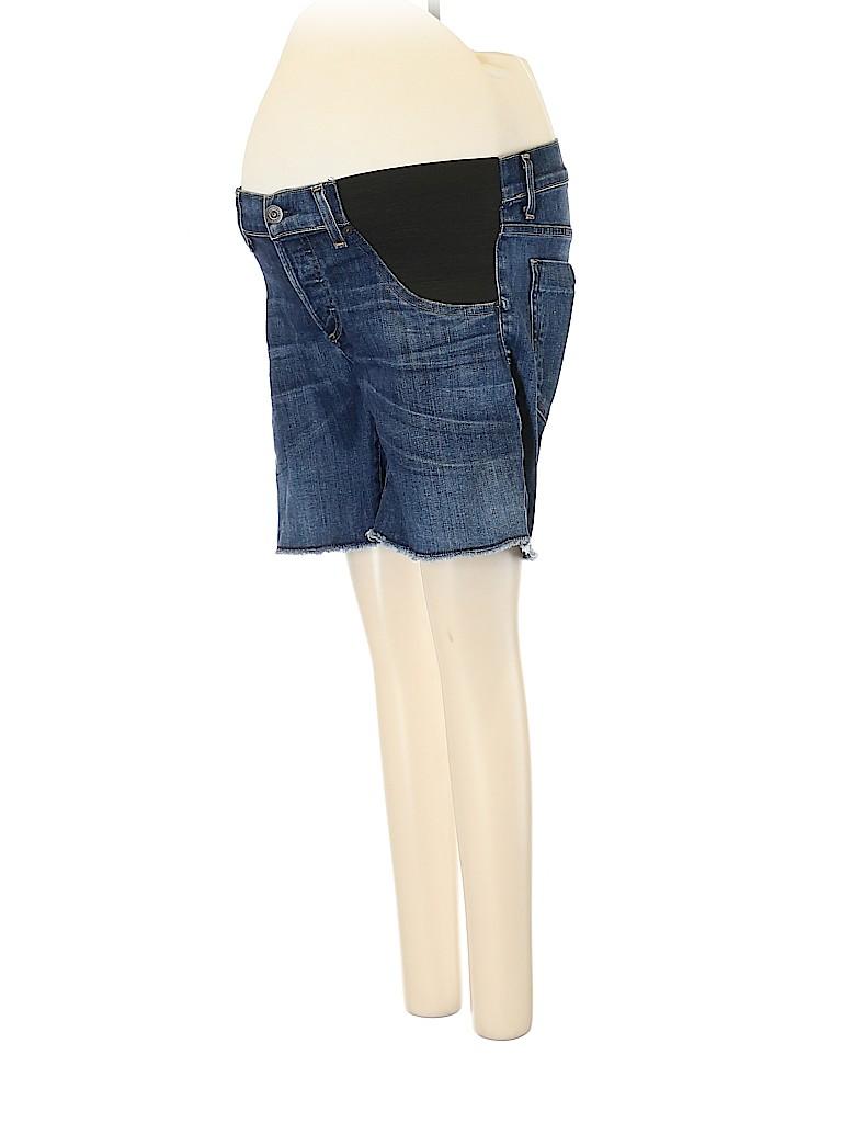 Citizens of Humanity Women Denim Shorts Size 26 (Plus)