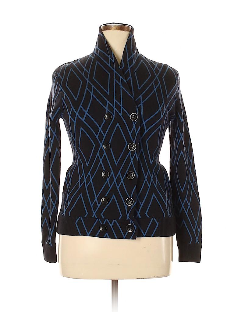 Max Mara Studio Women Wool Cardigan Size L