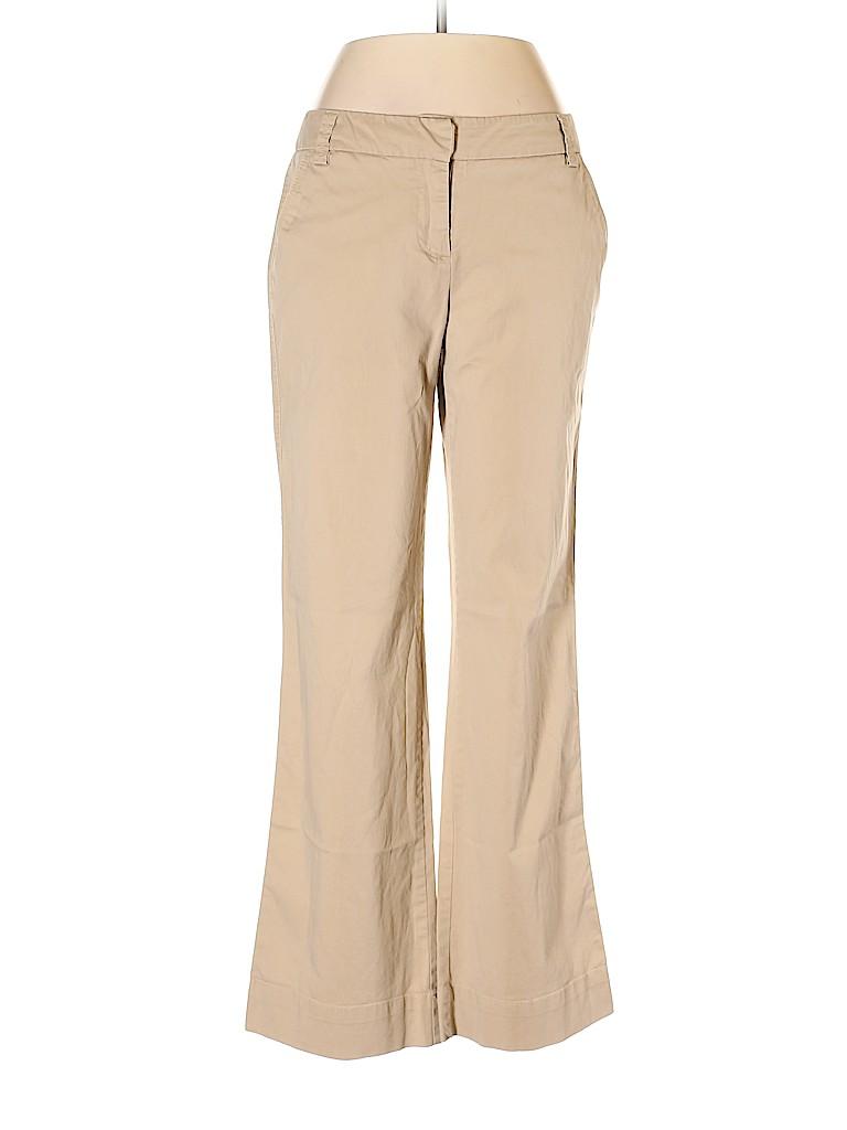 New York & Company Women Khakis Size 8