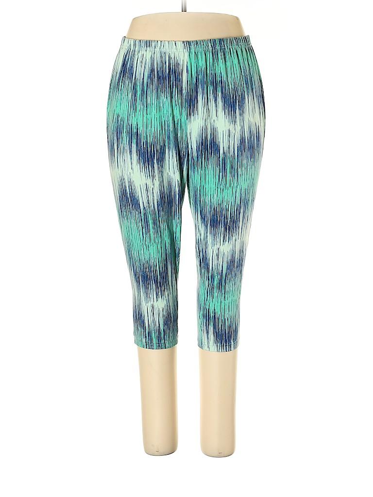 Faded Glory Women Casual Pants Size 2X (Plus)