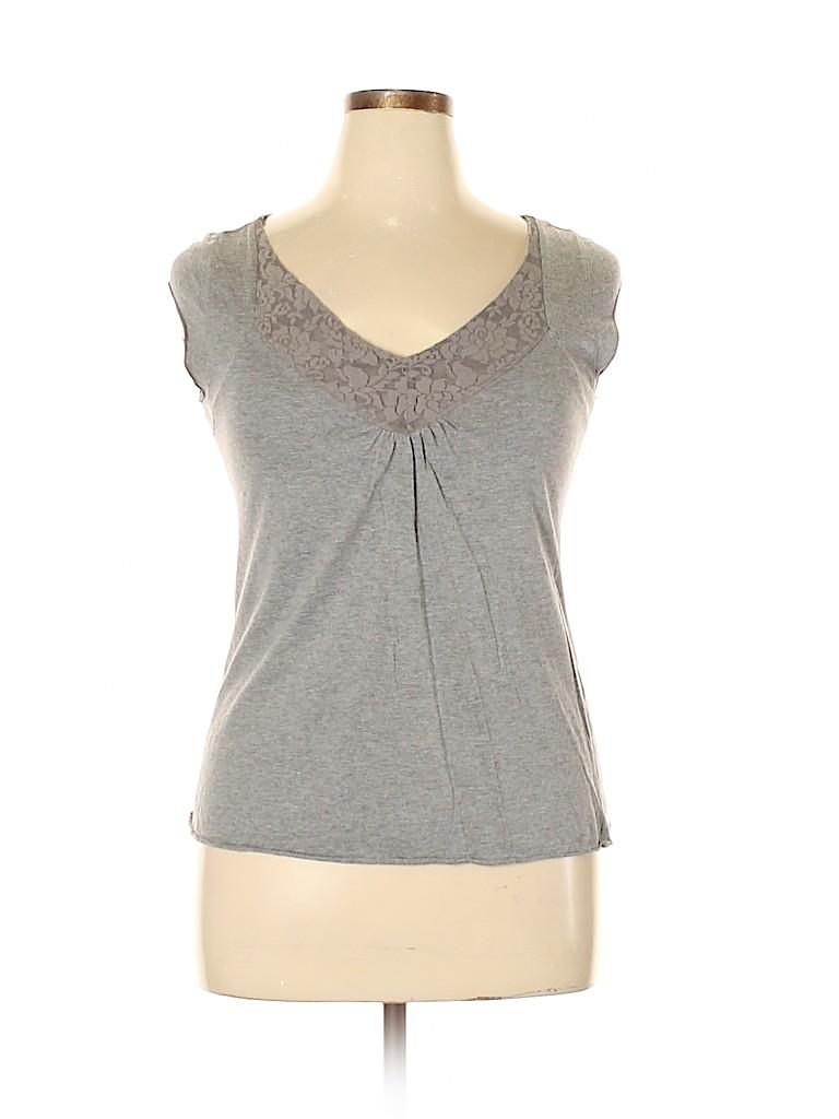 Aeropostale Women Short Sleeve Top Size XL