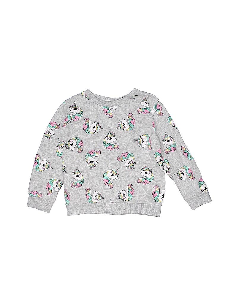 H&M Girls Sweatshirt Size 2 - 4