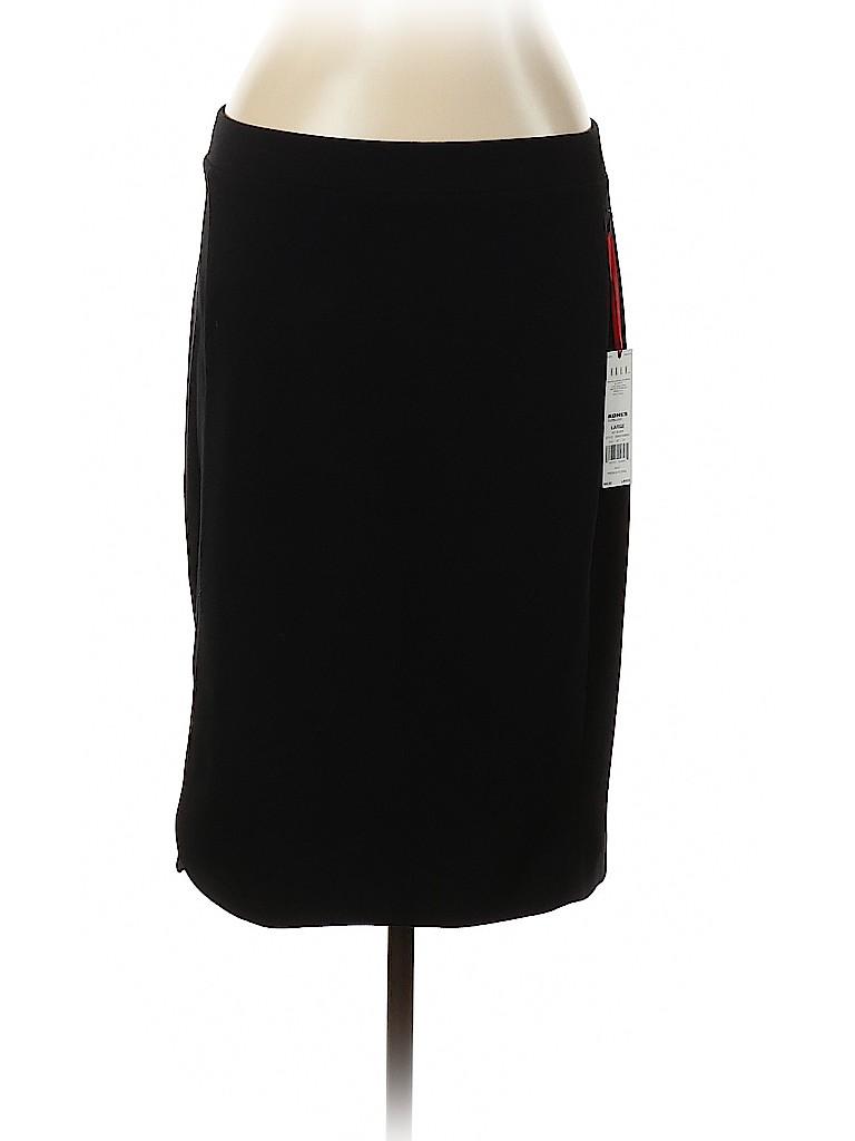 Elle Women Casual Skirt Size L