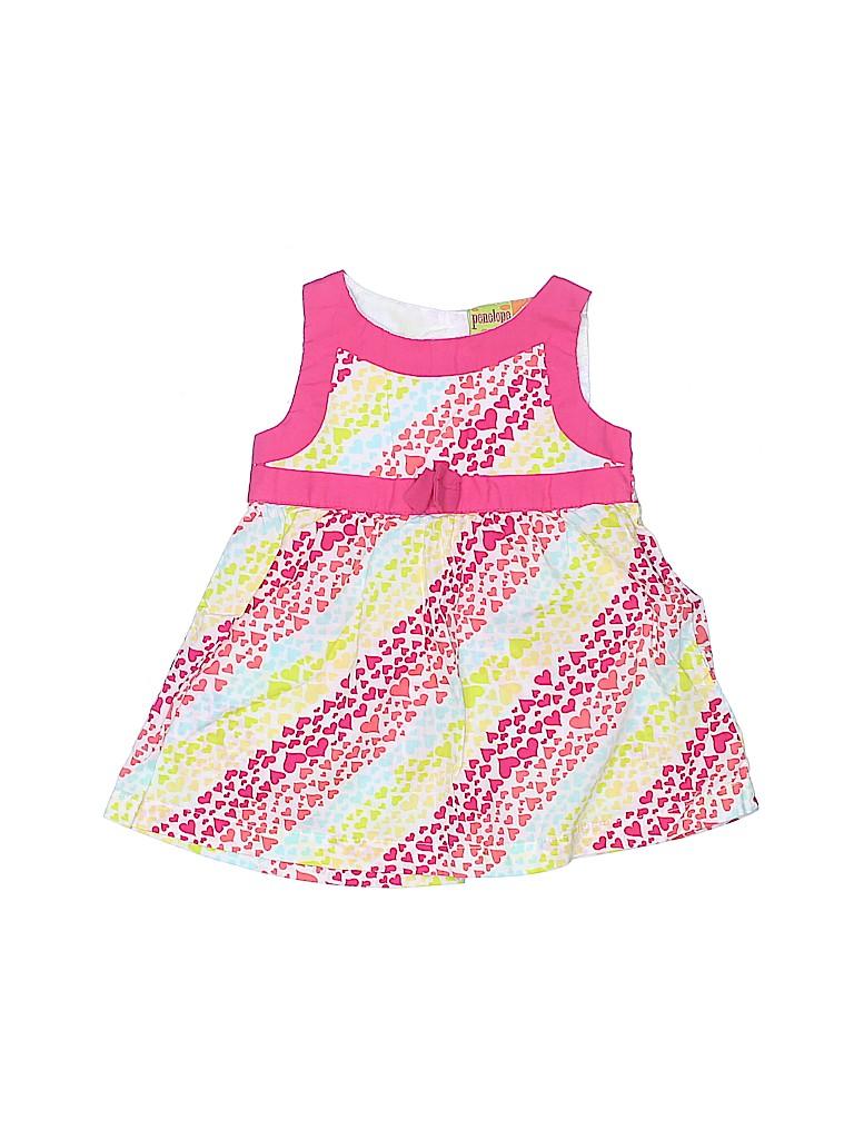 Penelope Mack Girls Dress Size 18 mo