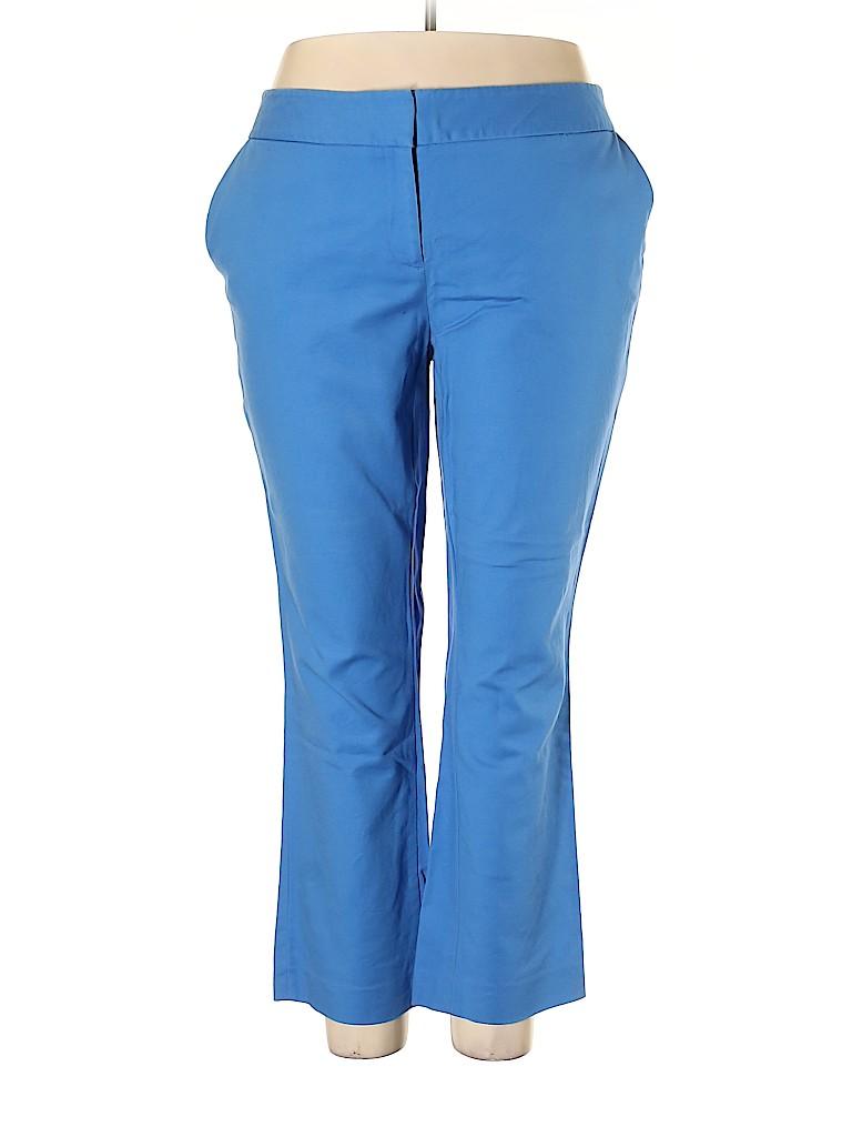 Vince Camuto Women Casual Pants Size 18W (Plus)
