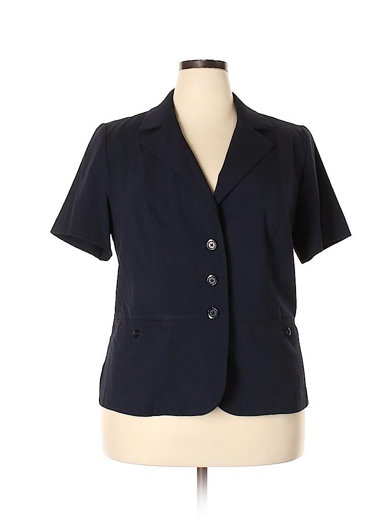 Sag Harbor Women Blazer Size 16