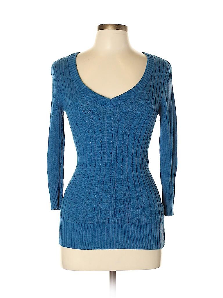 Arizona Jean Company Women Pullover Sweater Size L