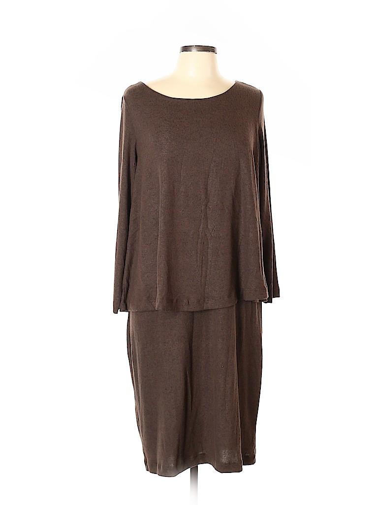 Nally & Millie Women Casual Dress Size XL