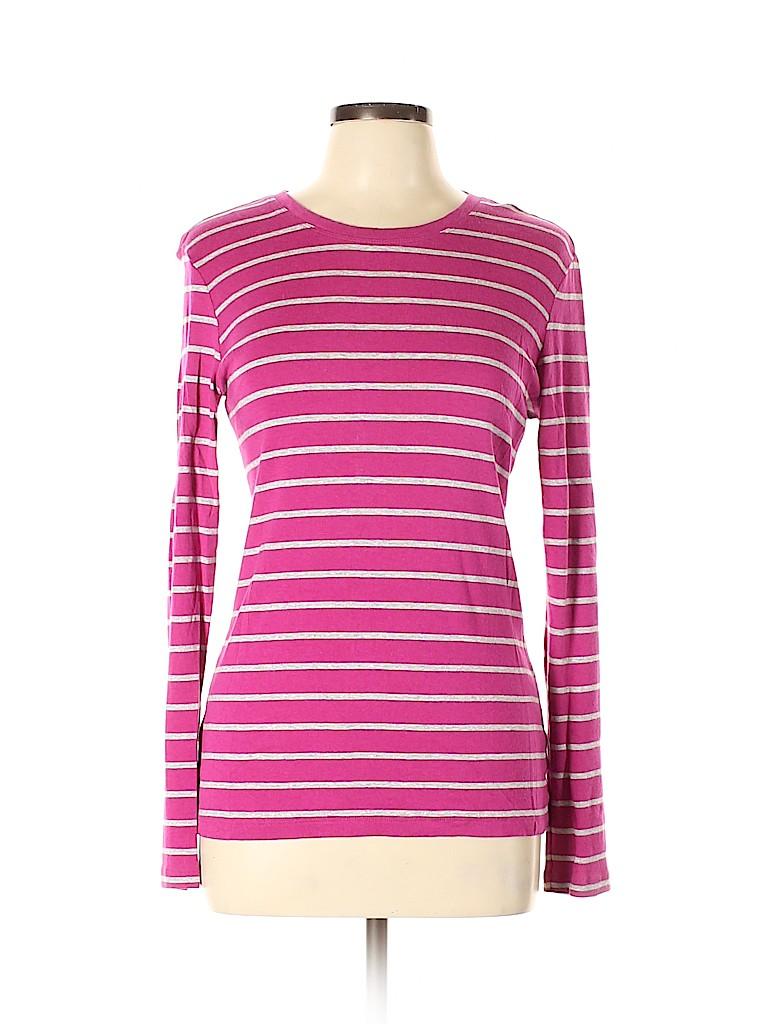 Gap Outlet Women Long Sleeve T-Shirt Size L