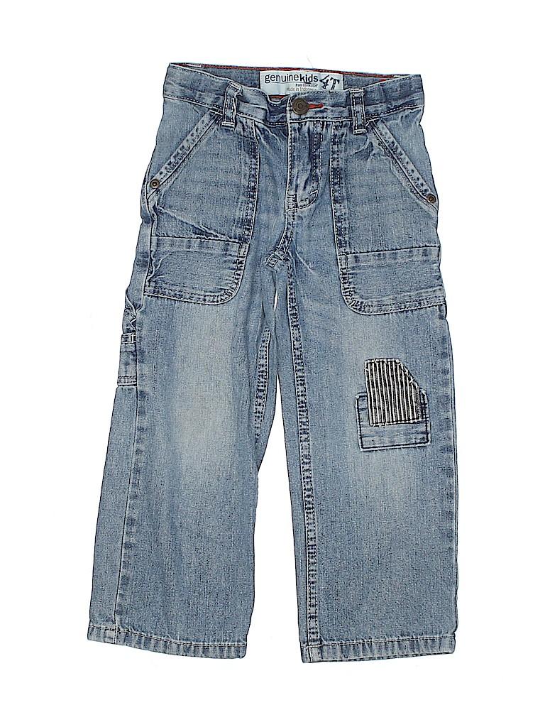 Genuine Kids from Oshkosh Boys Jeans Size 4T