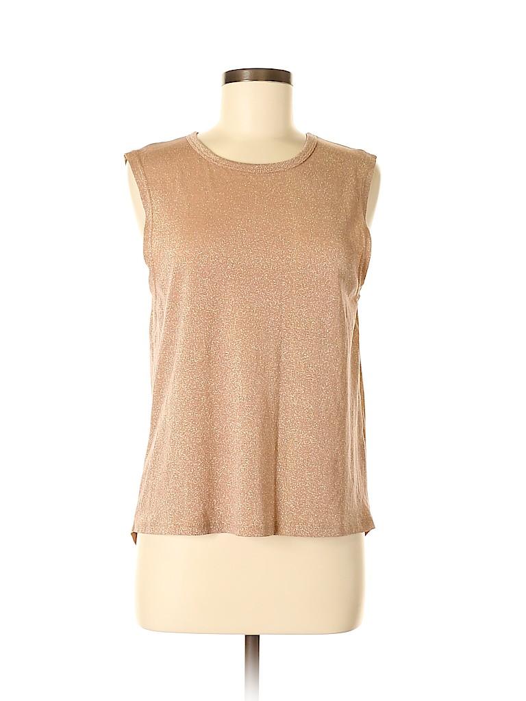 Mink Pink Women Sleeveless Blouse Size XS
