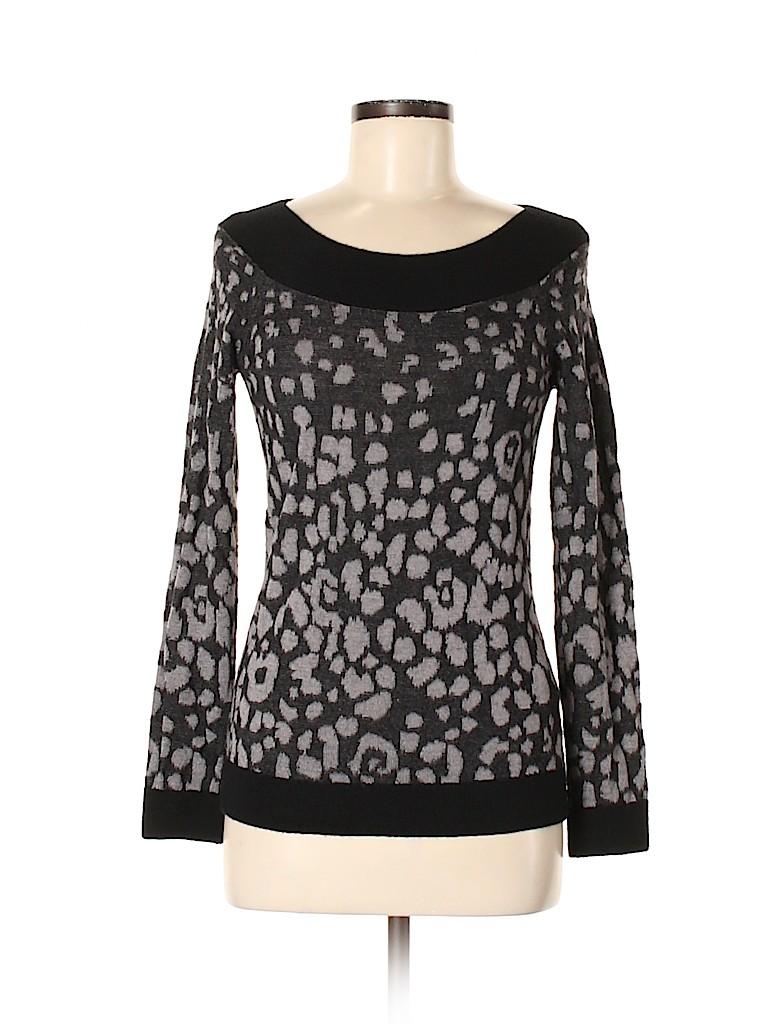 Armani Exchange Women Wool Pullover Sweater Size M