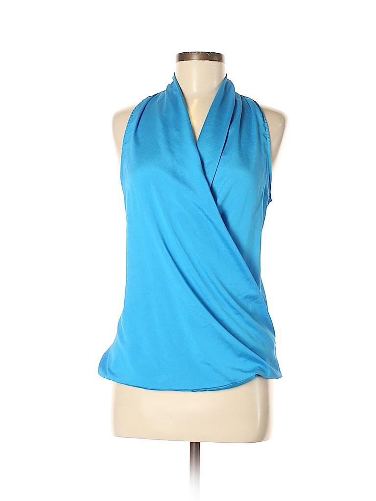 Arden B. Women Sleeveless Blouse Size M
