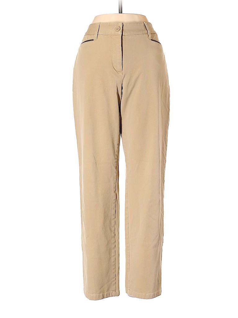 Talbots Women Khakis Size 8