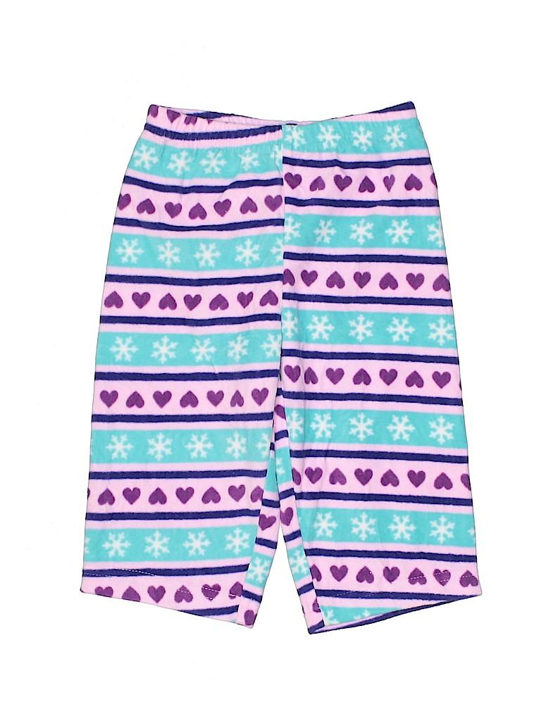 Carter's Girls Fleece Pants Size 12 mo