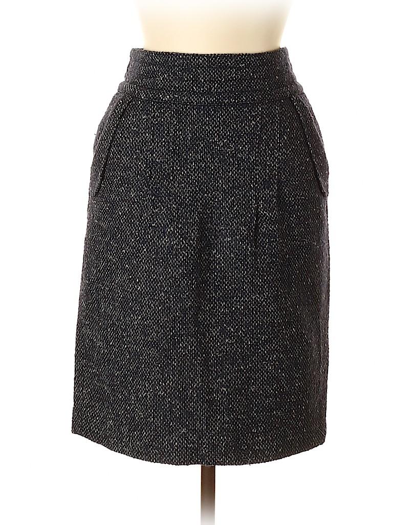 CAbi Women Wool Skirt Size 2