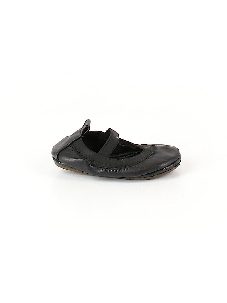 Yosi Samra Girls Flats Size 5