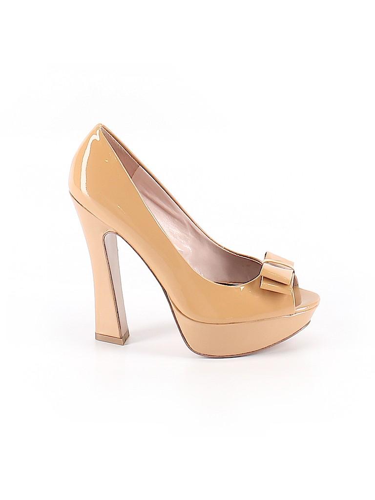 Audrey Brooke Women Heels Size 6