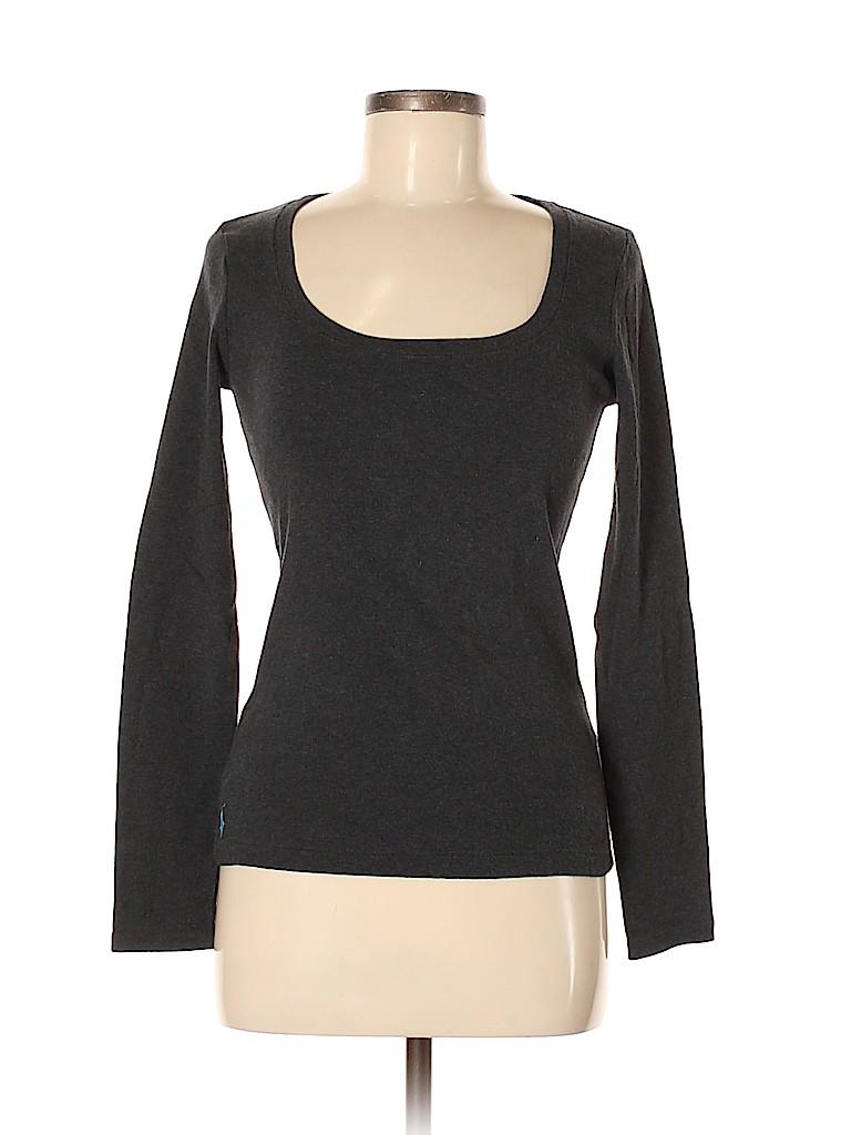 Polo by Ralph Lauren Women Long Sleeve T-Shirt Size M