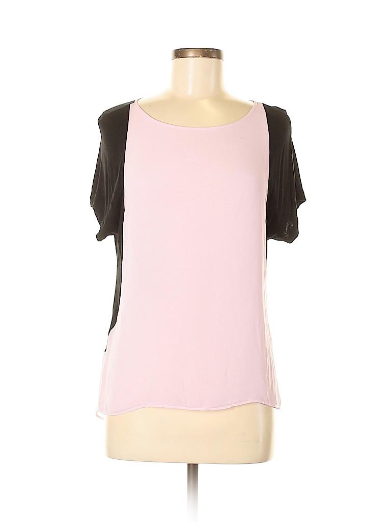 Armani Exchange Women Short Sleeve Top Size M