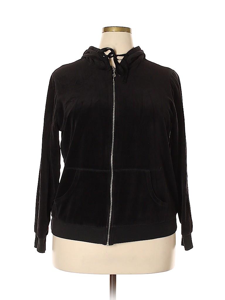 Lane Bryant Women Fleece Size 18 - 20 Plus (Plus)
