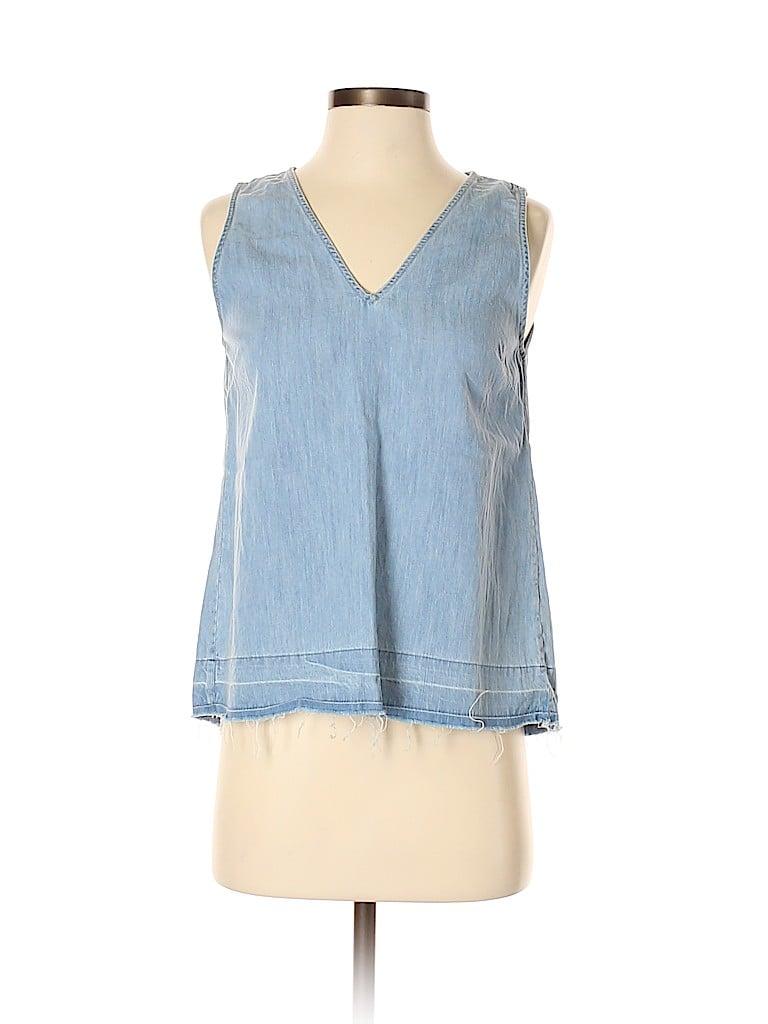 Rag & Bone/JEAN Women Sleeveless Blouse Size S