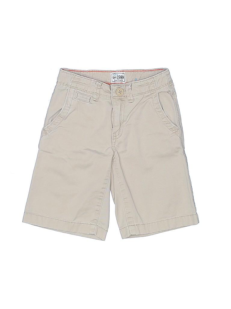 The Children's Place Boys Khaki Shorts Size 6