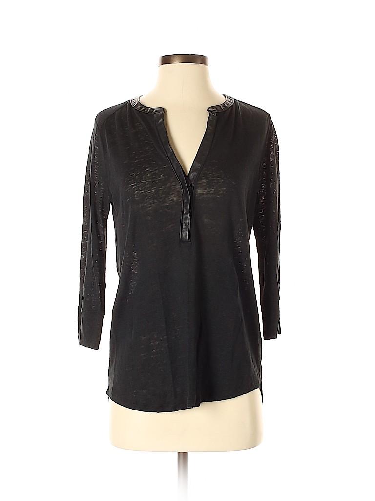 Vince. Women 3/4 Sleeve Blouse Size XS