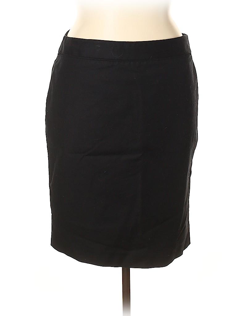 Liz Claiborne Women Casual Skirt Size 16