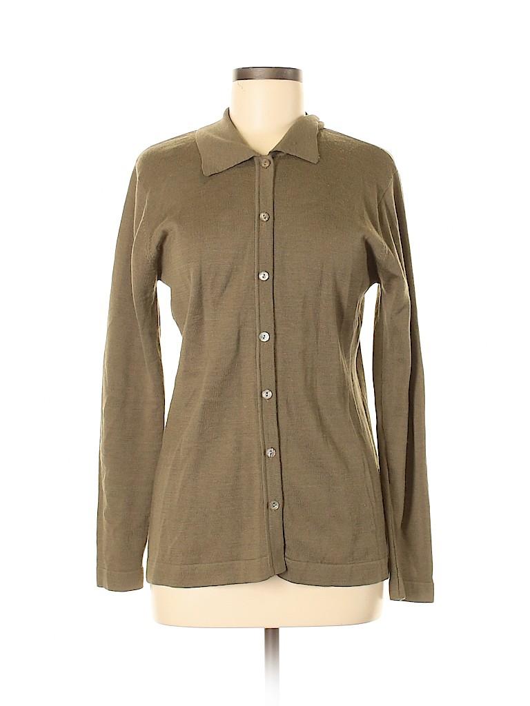 Bill Burns Women Cardigan Size M