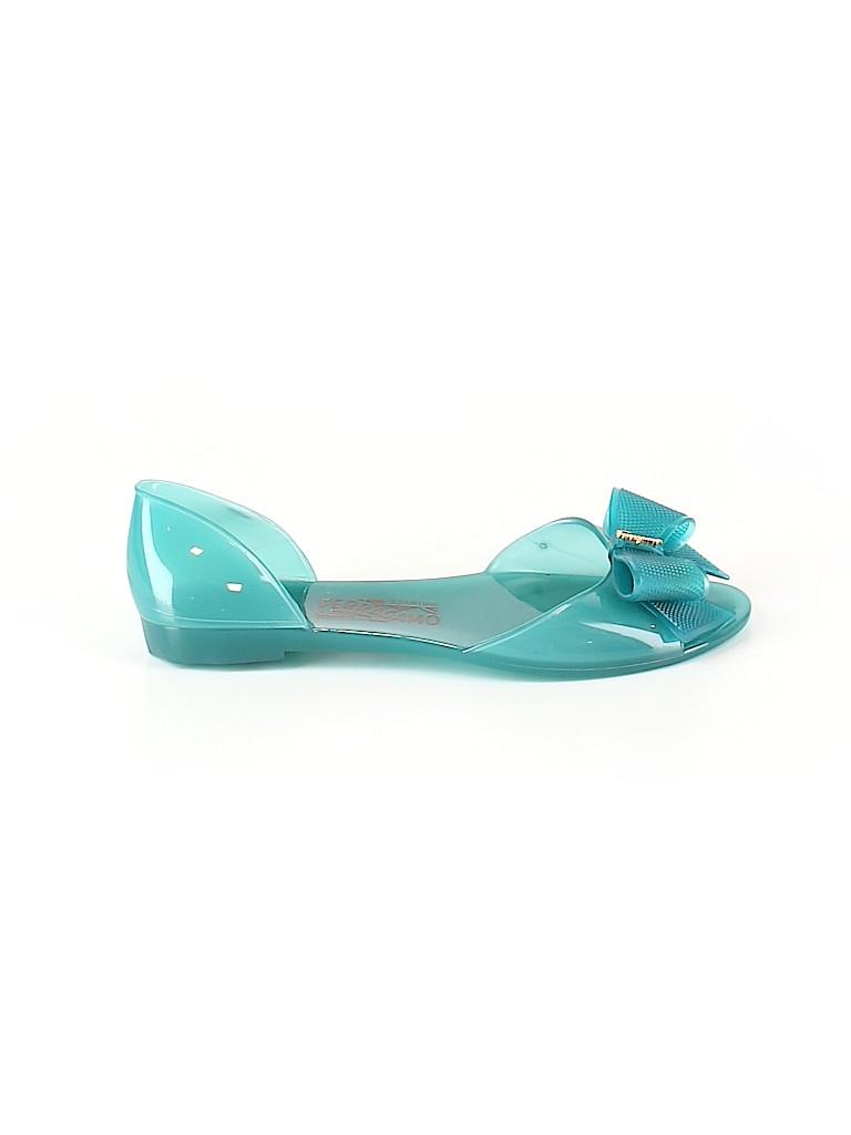 Salvatore Ferragamo Women Sandals Size 10
