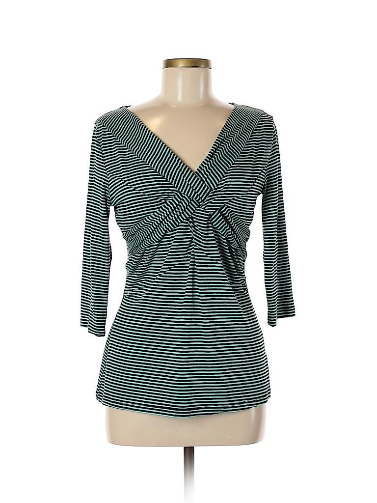 Pleione Women 3/4 Sleeve Top Size M