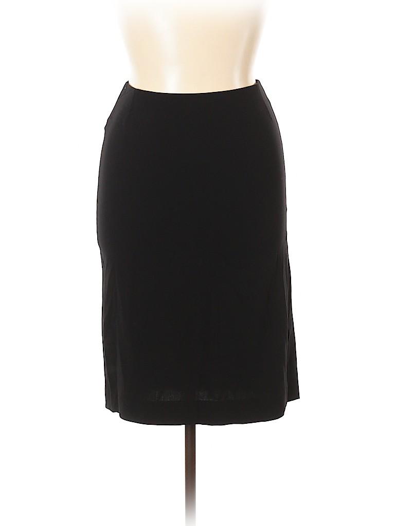 Donna Karan New York Women Wool Skirt Size 12