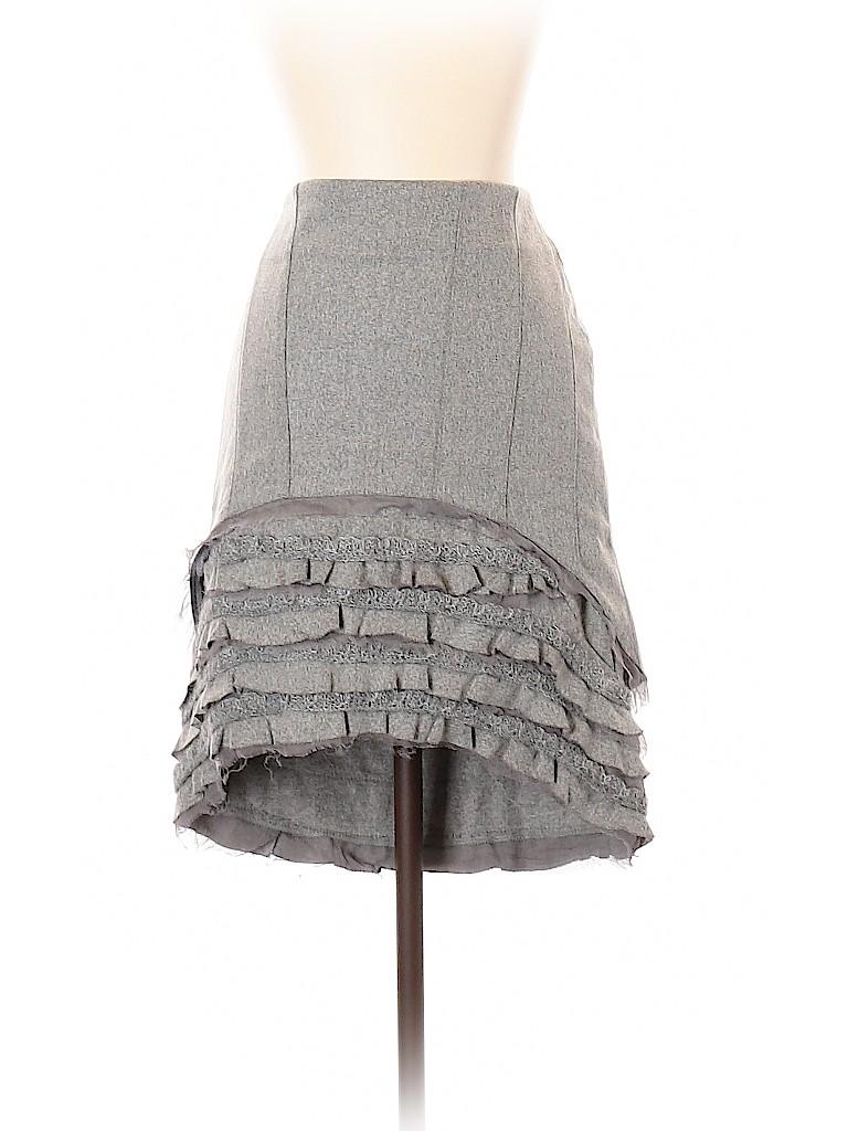 Ipse Gazebo Women Wool Skirt Size 1
