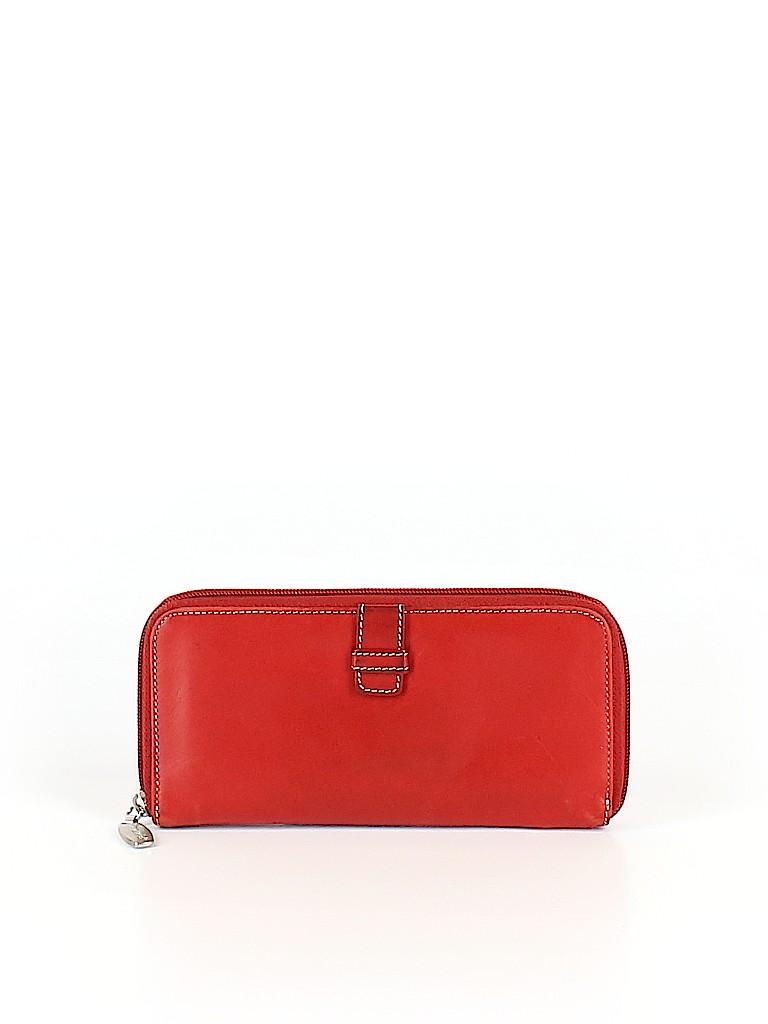 Tignanello Women Leather Wallet One Size