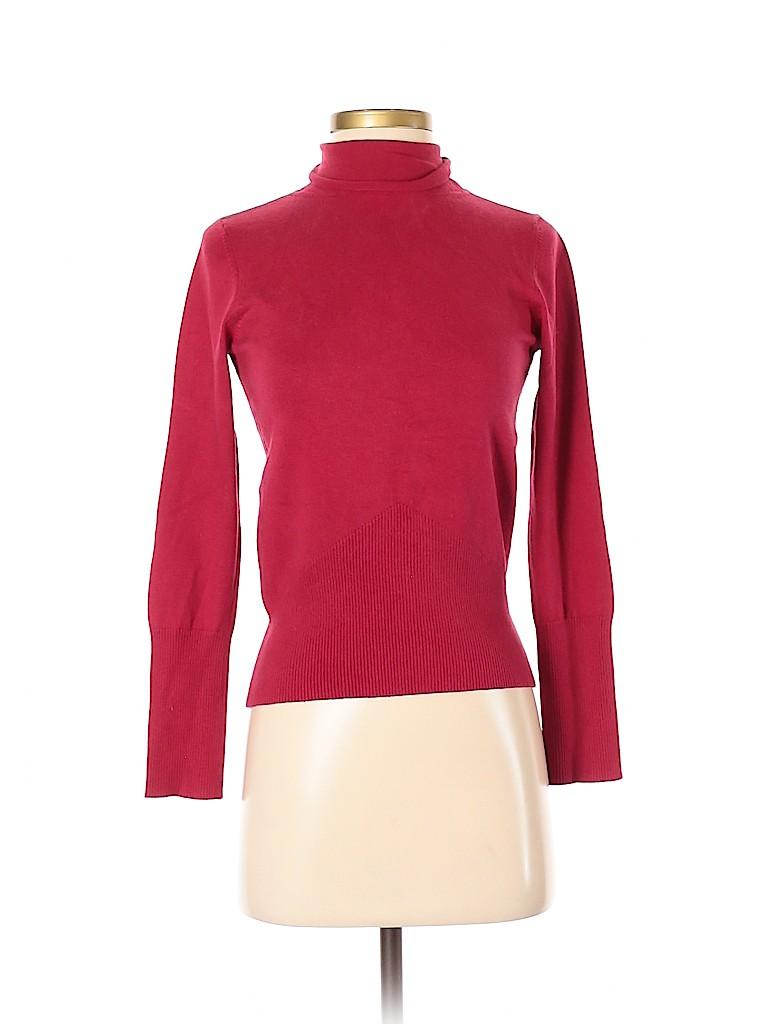 J.jill Women Long Sleeve Silk Top Size XS