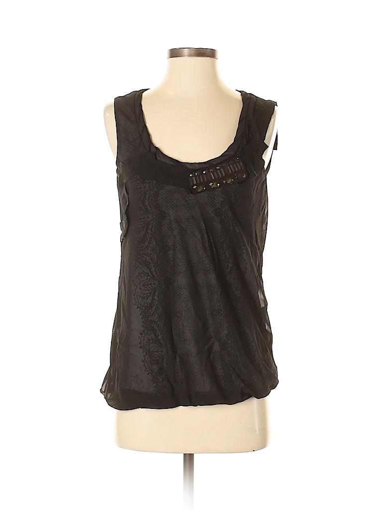 CAbi Women Sleeveless Blouse Size XS