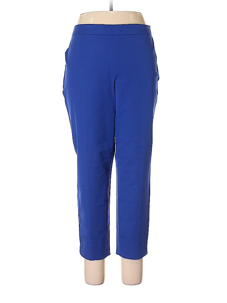 Talbots Women Casual Pants Size 14 (Petite)