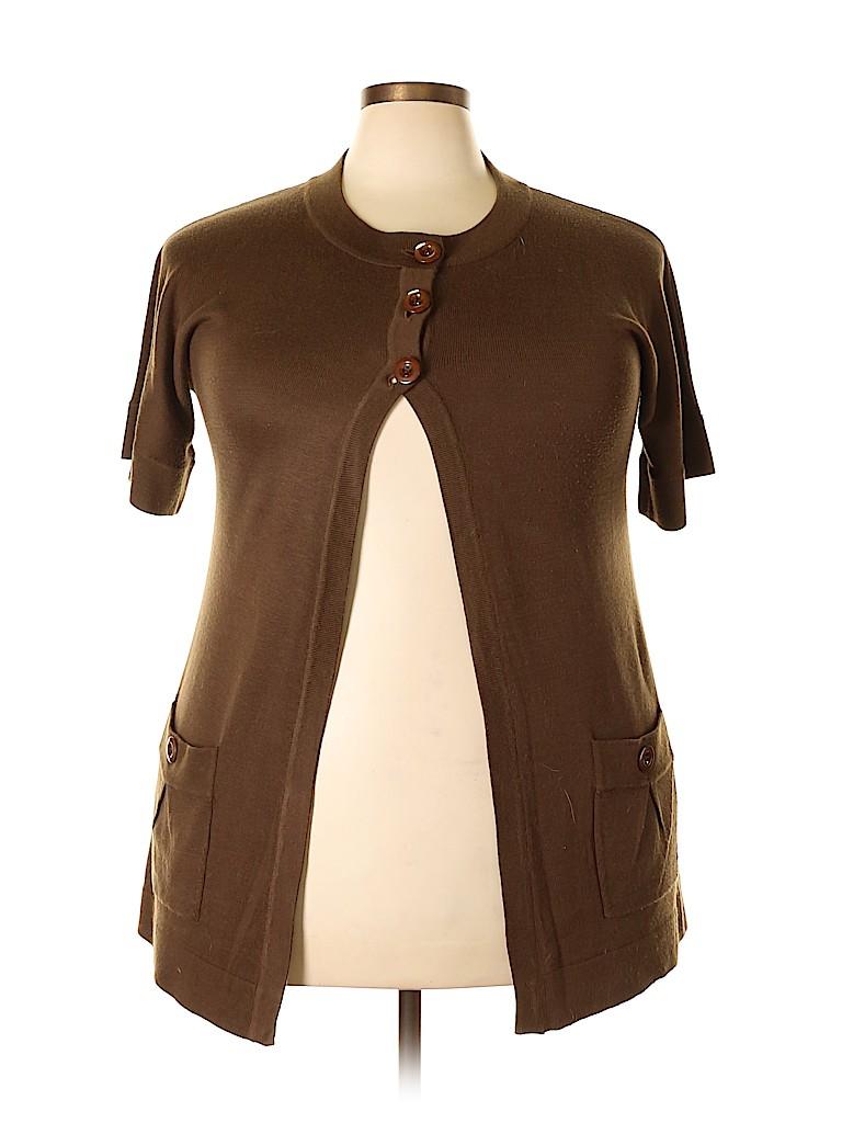 Designers Originals Women Cardigan Size XL