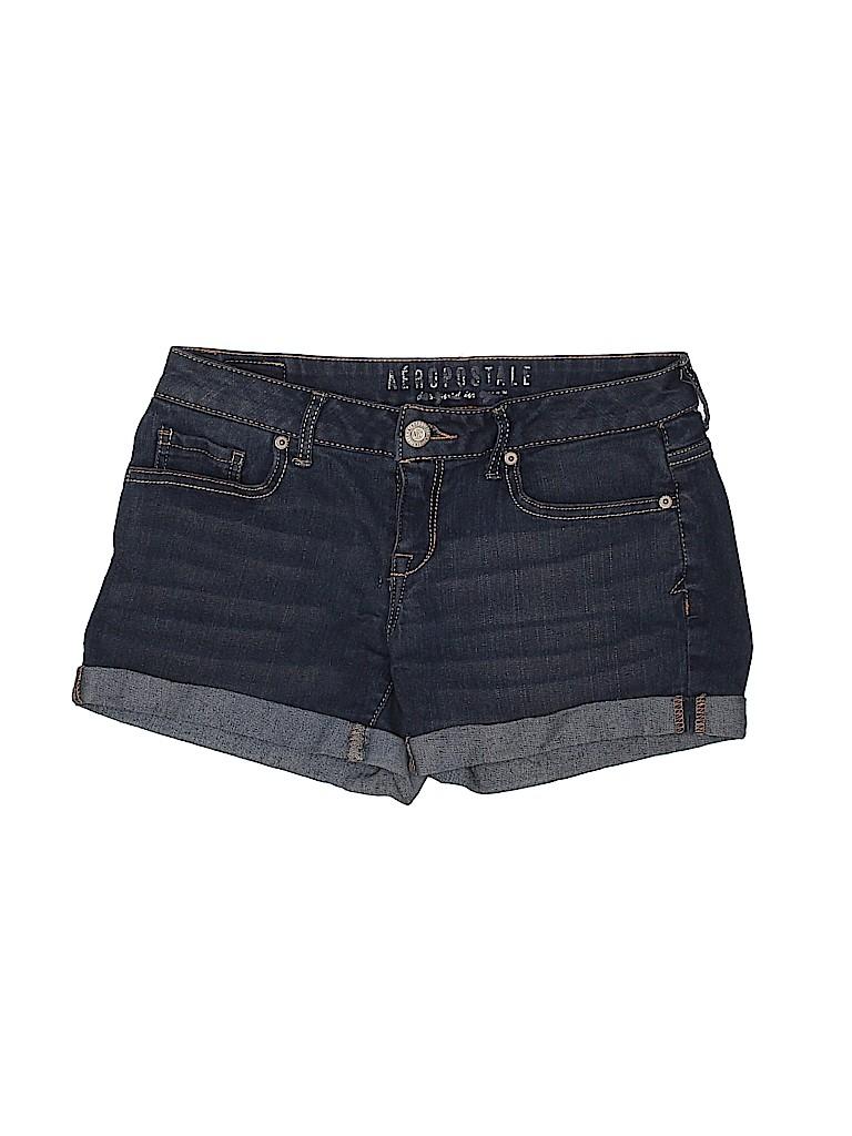 Aeropostale Women Denim Shorts Size 4