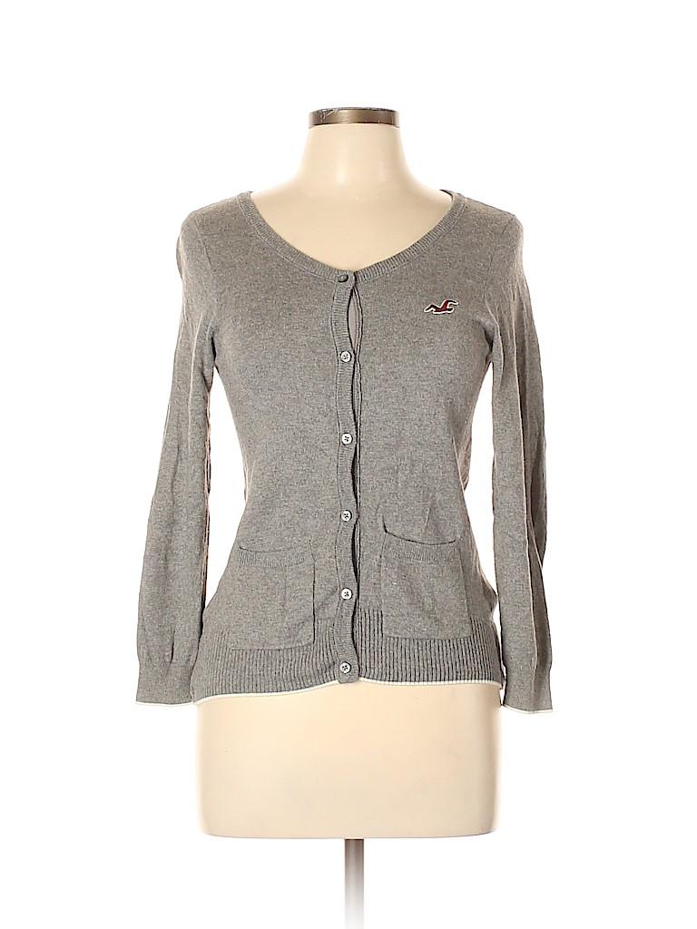 Hollister Women Cardigan Size L