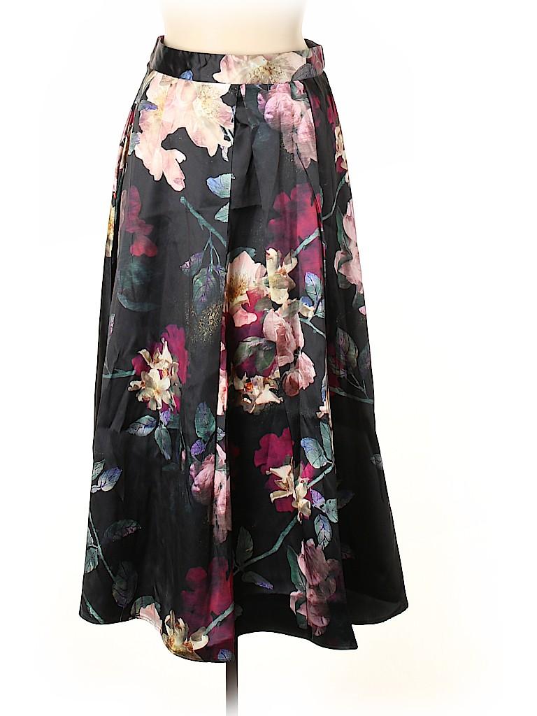 Ashley Women Casual Skirt Size 1X (Plus)