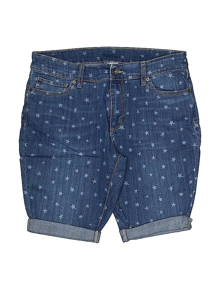 Time and Tru Women Denim Shorts Size 14