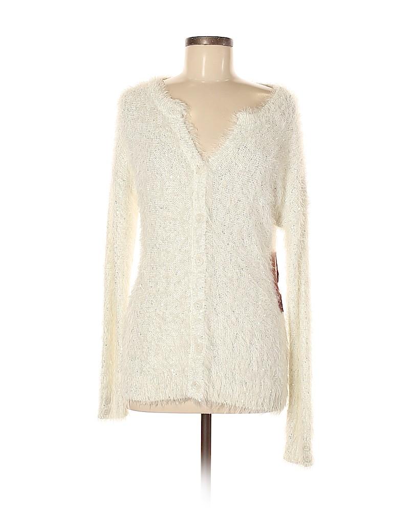 Sunny Leigh Women Cardigan Size M