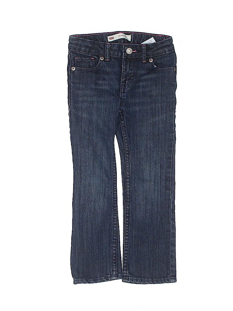 Levi's Girls Jeans Size 3 - 4
