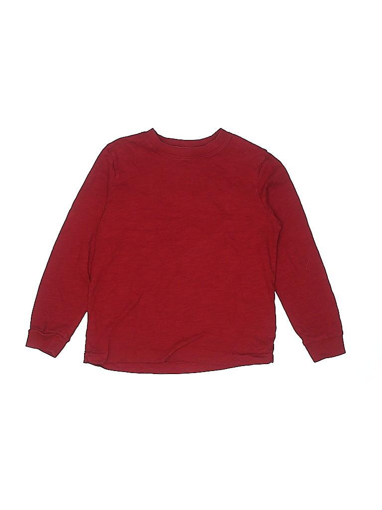 Old Navy Boys Long Sleeve T-Shirt Size 7