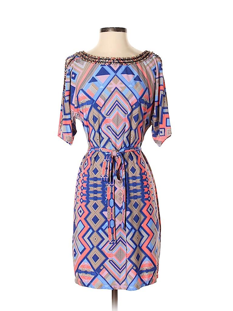 DM Donna Morgan Women Casual Dress Size 4