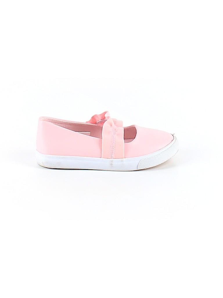 Cat & Jack Girls Flats Size 9