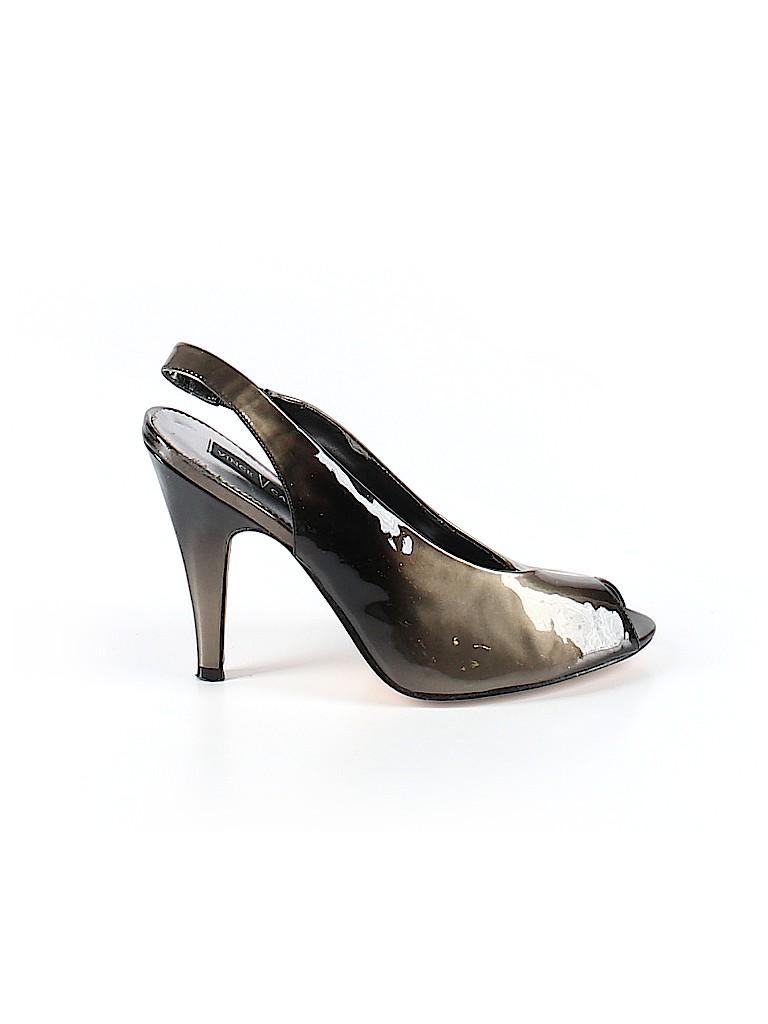 Vince Camuto Women Heels Size 6 1/2