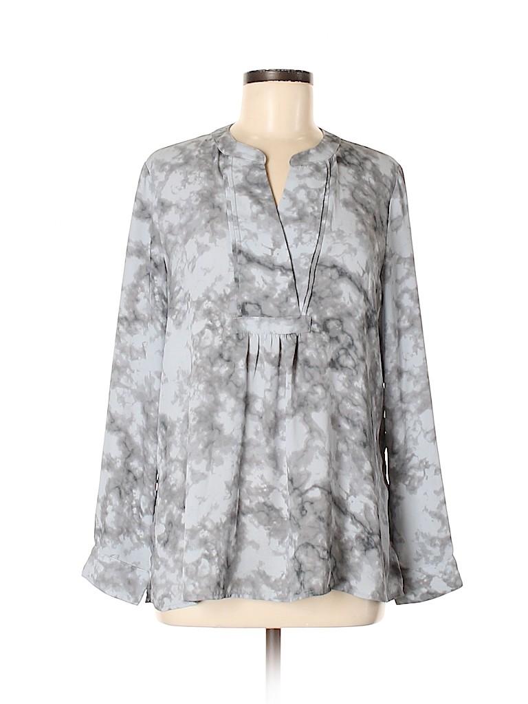 41Hawthorn Women Long Sleeve Blouse Size M